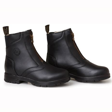 Mountain Horse Spring River Paddock Boots - Black