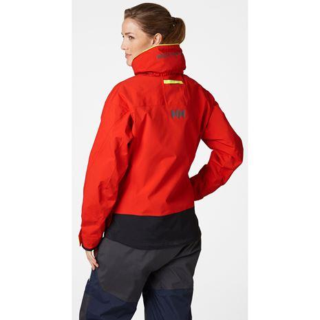 Helly Hansen Womens Pier 3.0 Jacket - Alert Red