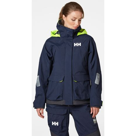 Helly Hansen Womens Pier 3.0 Jacket - Navy