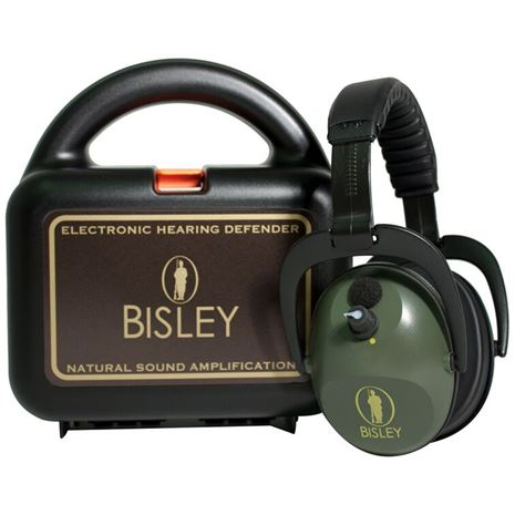 Bisley Active Electronic Hearing Protection