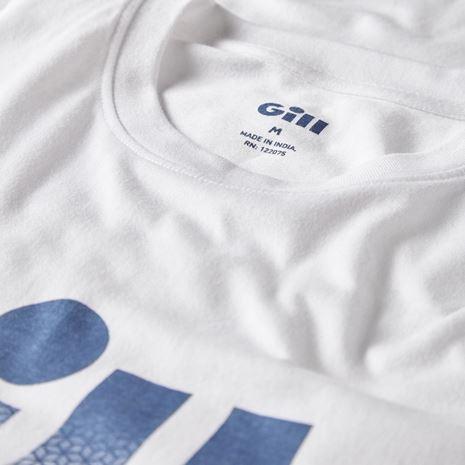 Gill Saltash T-Shirt - White
