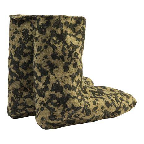 Deerhunter Germania Fiber Pile Socks - Cypress Camouflage