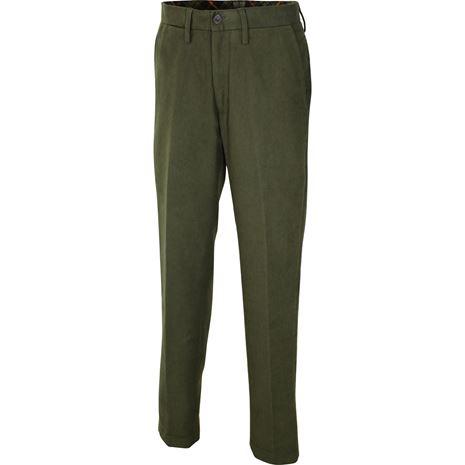 Jack Pyke Moleskin Trousers - Olive Green