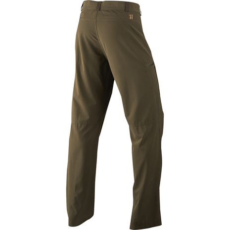 Harkila Herlet Tech Trousers - Willow Green - Rear