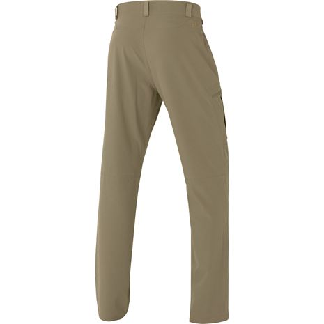 Harkila Herlet Tech Trousers - Light Khaki - Rear