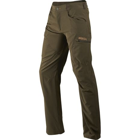 Harkila Herlet Tech Trousers - Willow Green