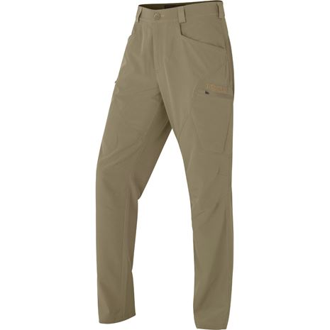 Harkila Herlet Tech Trousers - Light Khaki