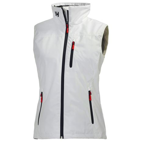 Helly Hansen Womens Crew Vest - White