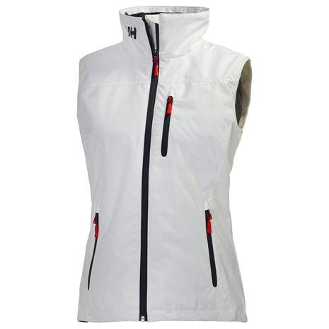 Helly Hansen Womens Crew Vest - White