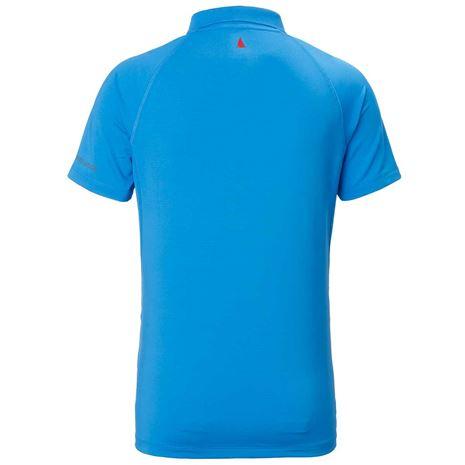 Musto Women's Evolution Sunblock Short Sleeve Polo 2.0 - Brilliant Blue