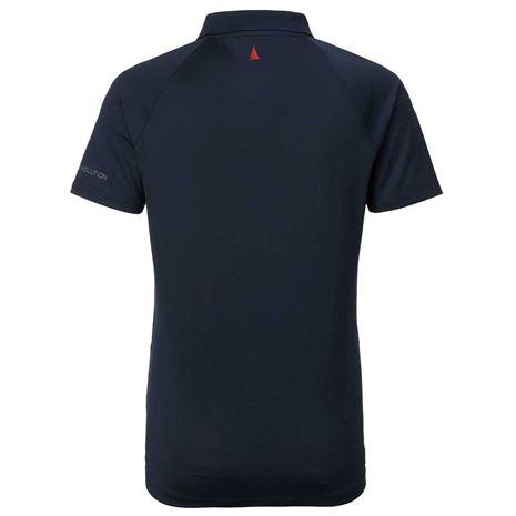 Musto Women's Evolution Sunblock Short Sleeve Polo 2.0 - True Navy