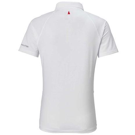 Musto Women's Evolution Sunblock Short Sleeve Polo 2.0 - White