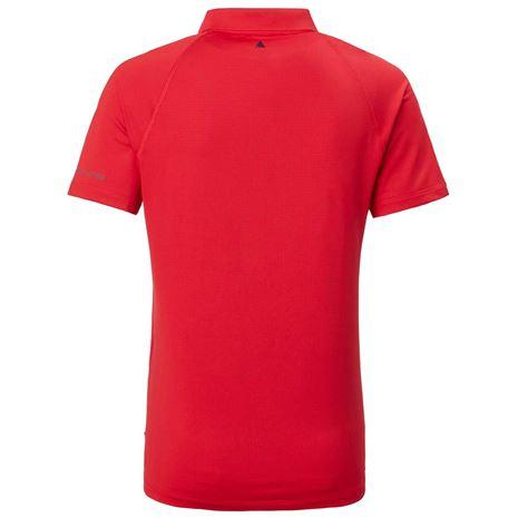 Musto Women's Evolution Sunblock Short Sleeve Polo 2.0 - True Red