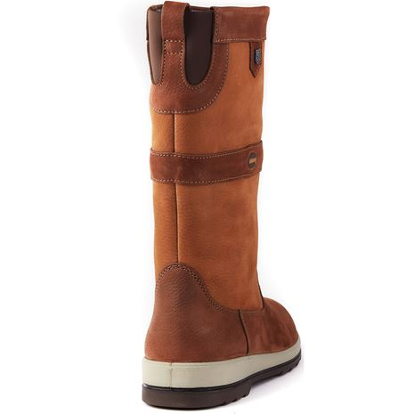 Dubarry Ultima Sailing Boot - 02 Brown