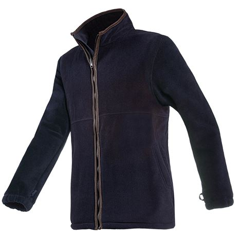 Baleno Henry Fleece Jacket - Navy
