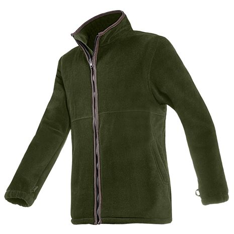 Baleno Henry Fleece Jacket - Green