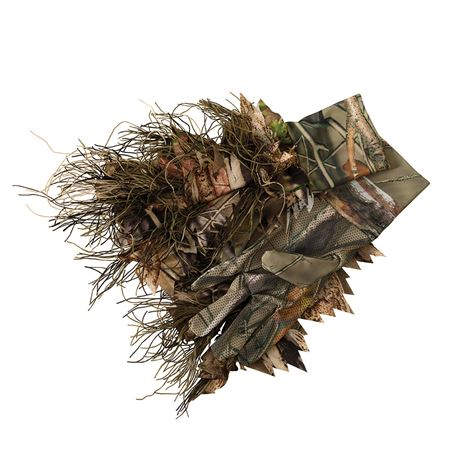 Deerhunter Sneaky Ghillie Pull-Over Set w.Gloves
