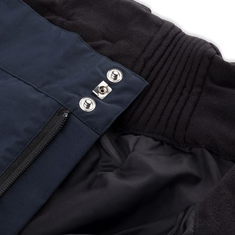 Musto BR1 Hi-Back Trousers - True Navy - Fly