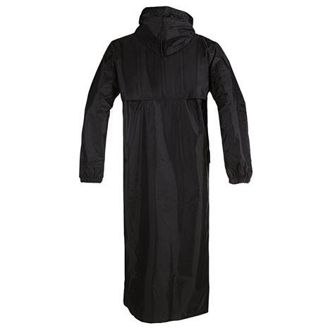 Baleno Montana Coat - Black - Rear
