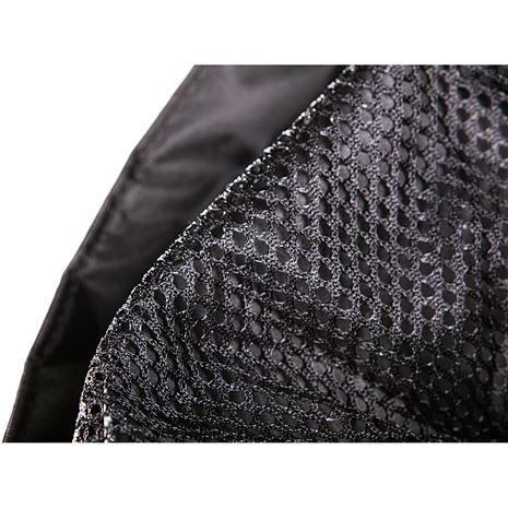 Baleno Montana Coat - Black - Detail