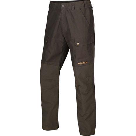 Harkila Asmund Reinforced Trousers - Shadow Brown