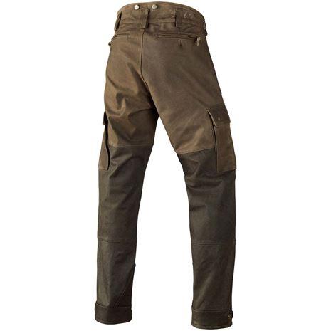 Harkila Angus Trousers - Rear Green/Brown