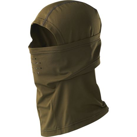 Seeland Hawker Scent Control Face cover - Pine Green
