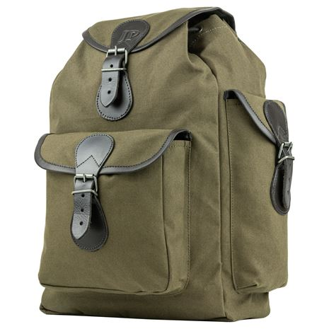 Jack Pyke Canvas Day Pack - Green