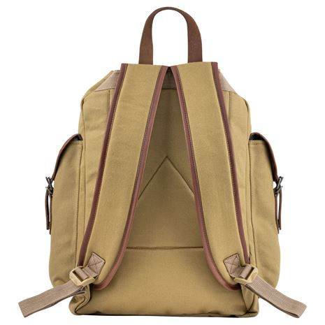 Jack Pyke Canvas Day Pack - Fawn