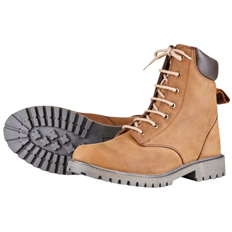 Dublin Venturer Laced Boots - Brown