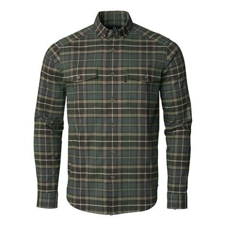 Chevalier Banton Shirt - Check/Green