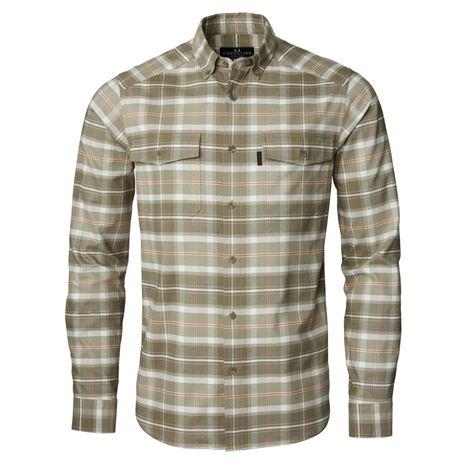 Chevalier Banton Shirt - Check/White