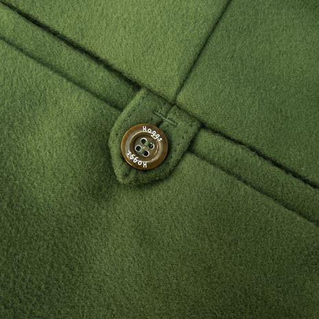 Hoggs of Fife Monarch Moleskin Trousers - Dark Olive