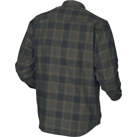 Harkila Metso Active Shirt - Willow Green Check