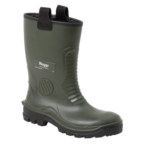 Hoggs Of Fife Aqua Tuff Safety Rigger Boot