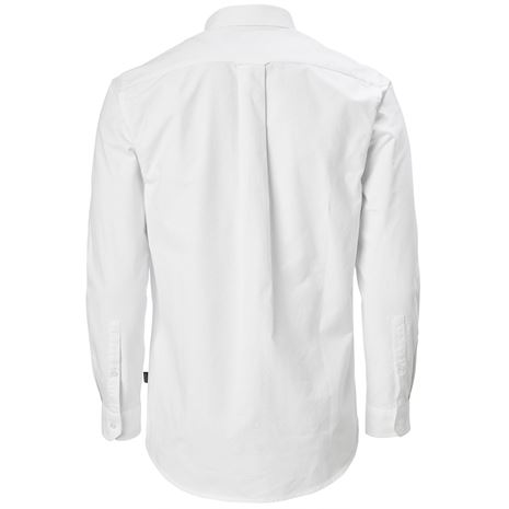 Musto Aiden Oxford Long Sleeve Shirt - White