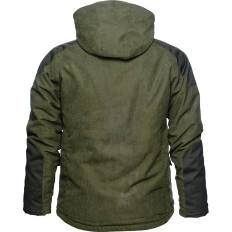 Seeland Helt Jacket - Grizzly Brown - Rear