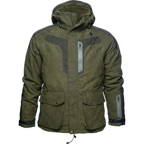 Seeland Helt Jacket - Grizzly Brown