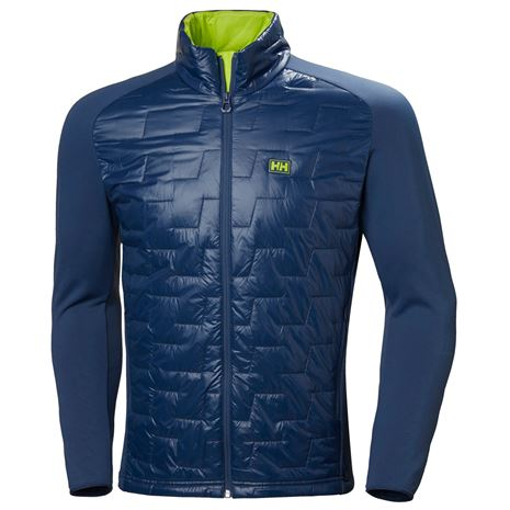 Helly Hansen Lifaloft Hybrid Insulator Jacket - North Sea Blue