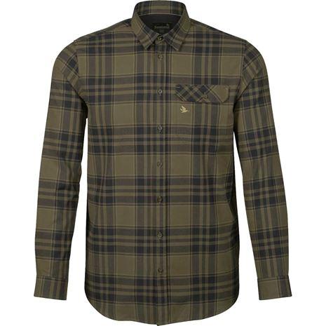 Seeland High Seat Shirt - Hunter Green