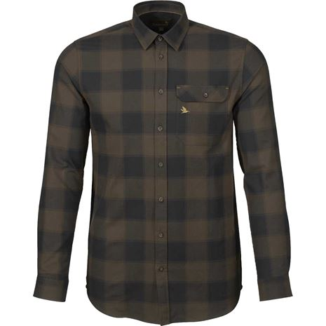 Seeland High Seat Shirt - Hunter Brown