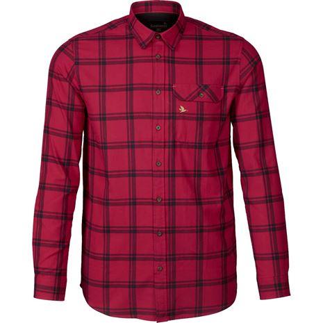 Seeland High Seat Shirt - Hunter Red