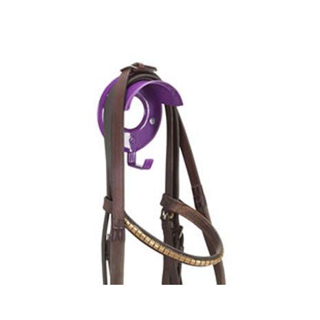 Stubbs Bridle Rack Single S20 - Purple