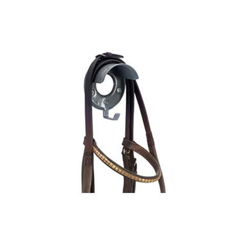 Stubbs Bridle Rack Single S20 - Black