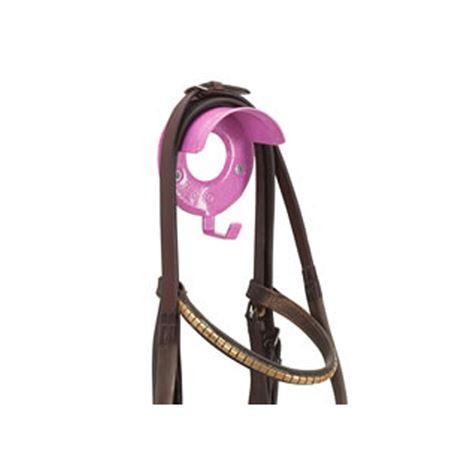 Stubbs Bridle Rack Single S20 - Pink