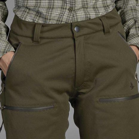 Seeland Hawker Advanced Women's Trousers - Pine Green
