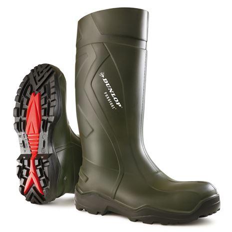 Hoggs of Fife Dunlop Purofort Plus Wellington Boot