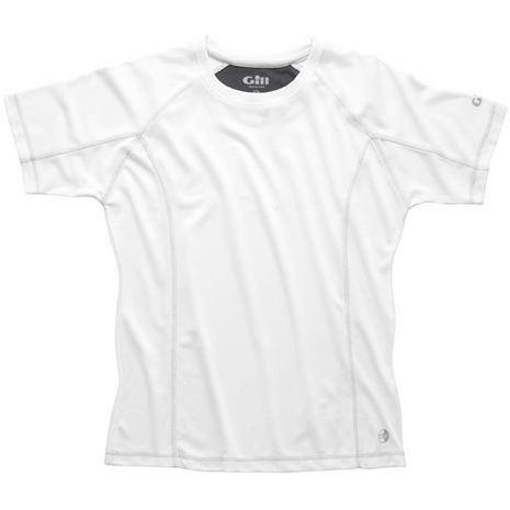 Gill Womens UV Tec Crew Neck T-Shirt