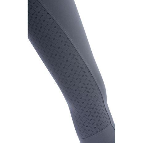 Dublin Pro Form Gel Full Seat Breeches - Charcoal - Inner knee
