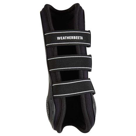 WeatherBeeta Pro Air Open Front Boots - Black